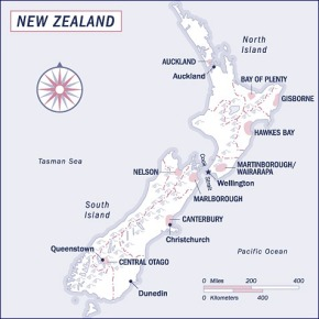 New-Zealand-Wine-Map