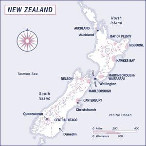 New-Zealand-Wine-Map