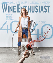 Wine Enthusiast 40 Under 40