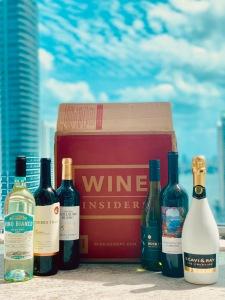 Wine Insiders Delivers Wine to Your Door