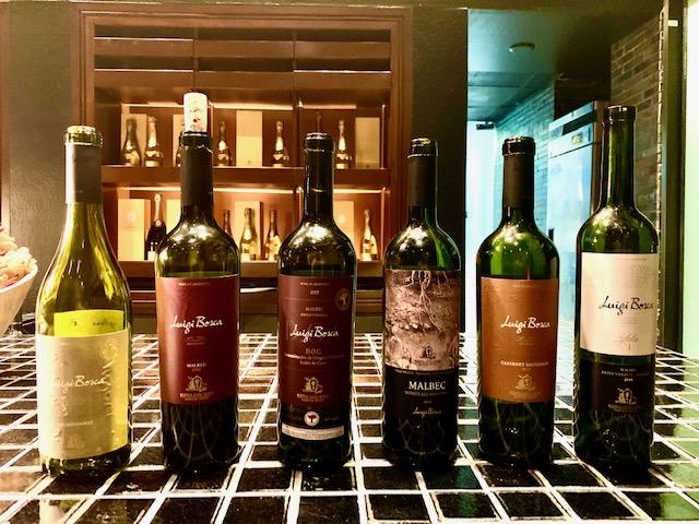 Luigi Bosca Wines from Mendoza, Argentina