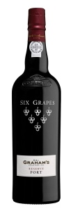 Graham's Six Grapes Reserve Port (SRP $24 per 750ml)