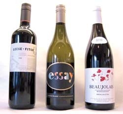 Vino Column wines for Thanksgiving