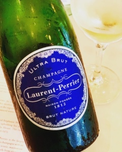 Laurent-Perrier Brut Nature Champagne