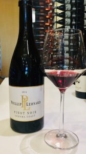 Phillip Leonard Pinot Noir from BDV at Abaco Wines & Wine Bar