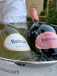 Ruinart Champagne Party at Miami Beach Botanical Garden