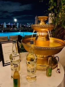 Fords Gin at Mondrian South Beach Hotel